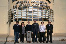Membres del govern del Consell Comarcal