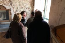 Visita Castell de Sentmenat